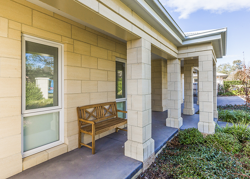 Griffith verandah