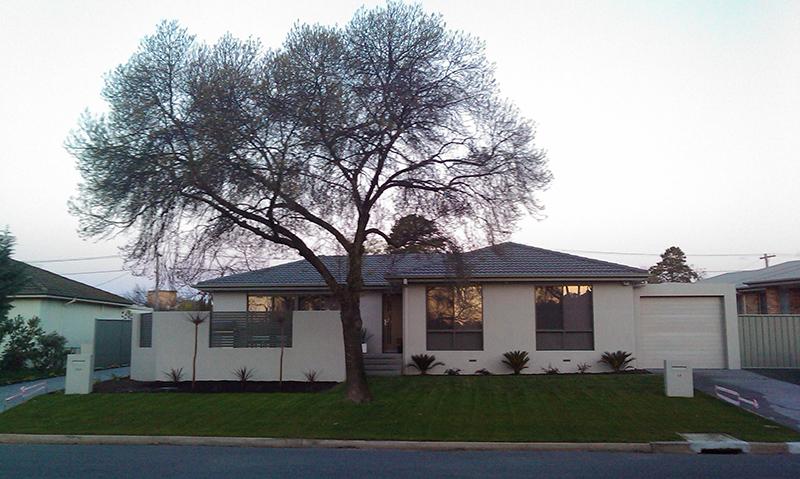 Lyons dual oc facade