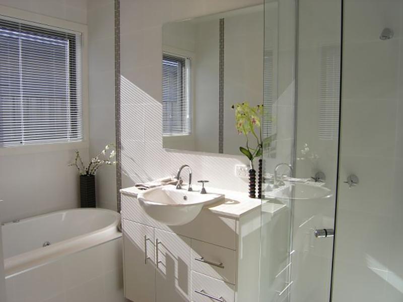 Mawson bathroom