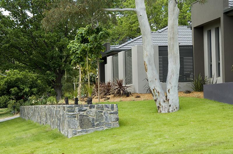 Mawson garden