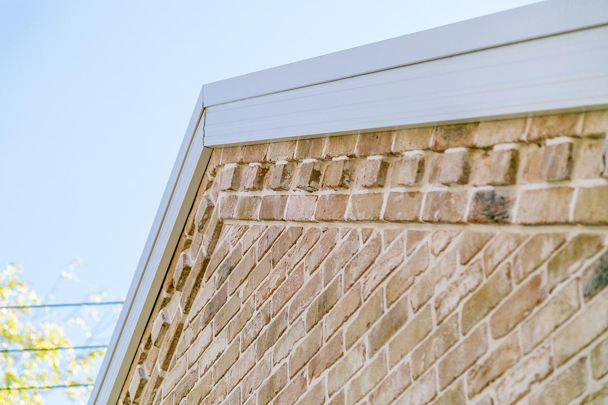 Watson facade detail