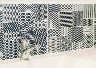 PROHAUS WATSON BATHROOM TILE DETAIL