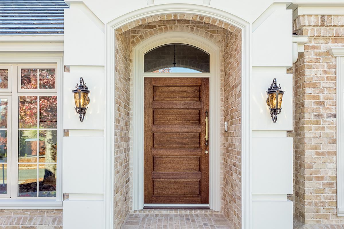 Watson front door